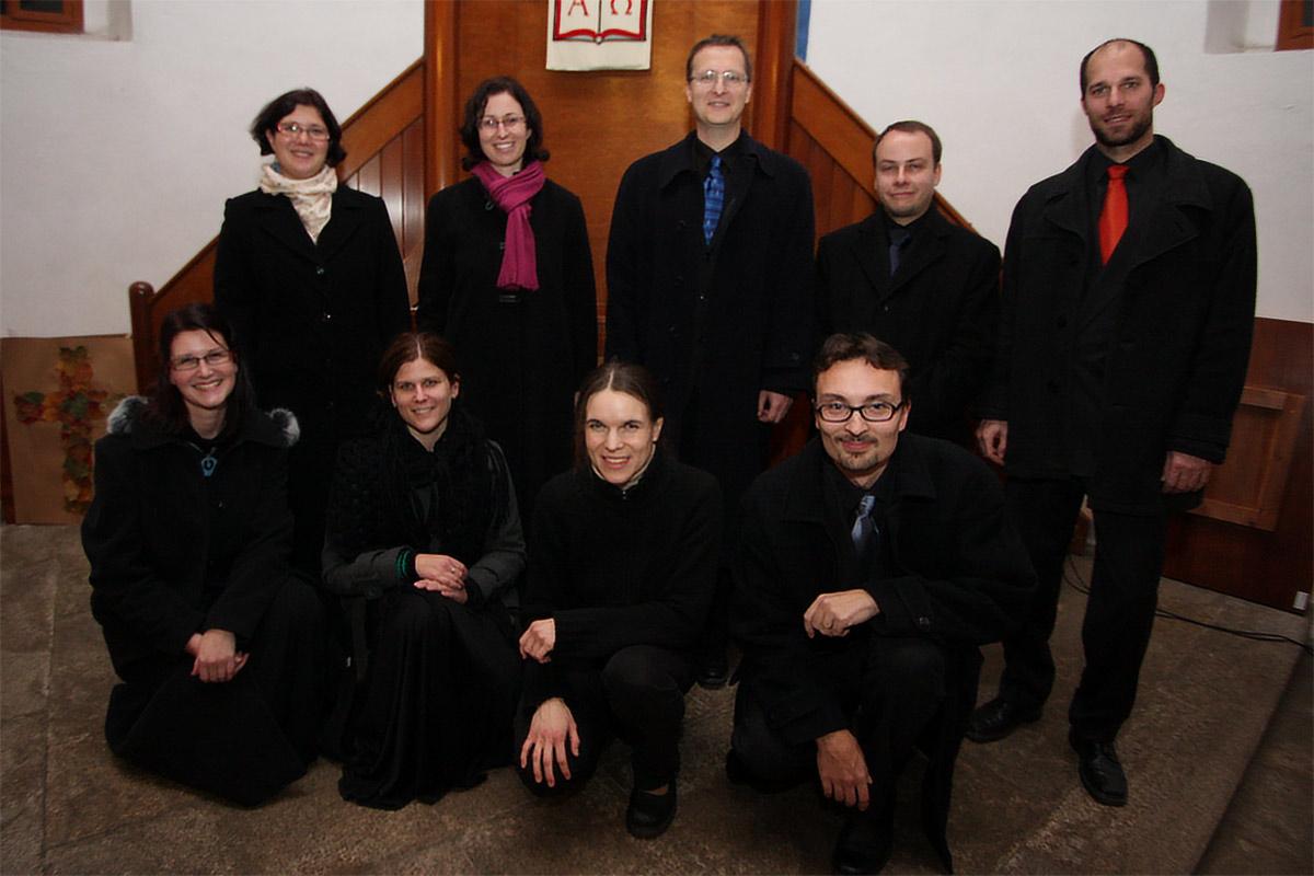 Ensemble Hilaris v Sázavě u Žďáru n/Sáz.