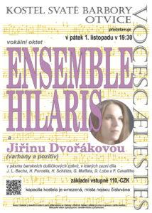 Dušičkový koncert @ Kostel sv. Barbory, Otvice